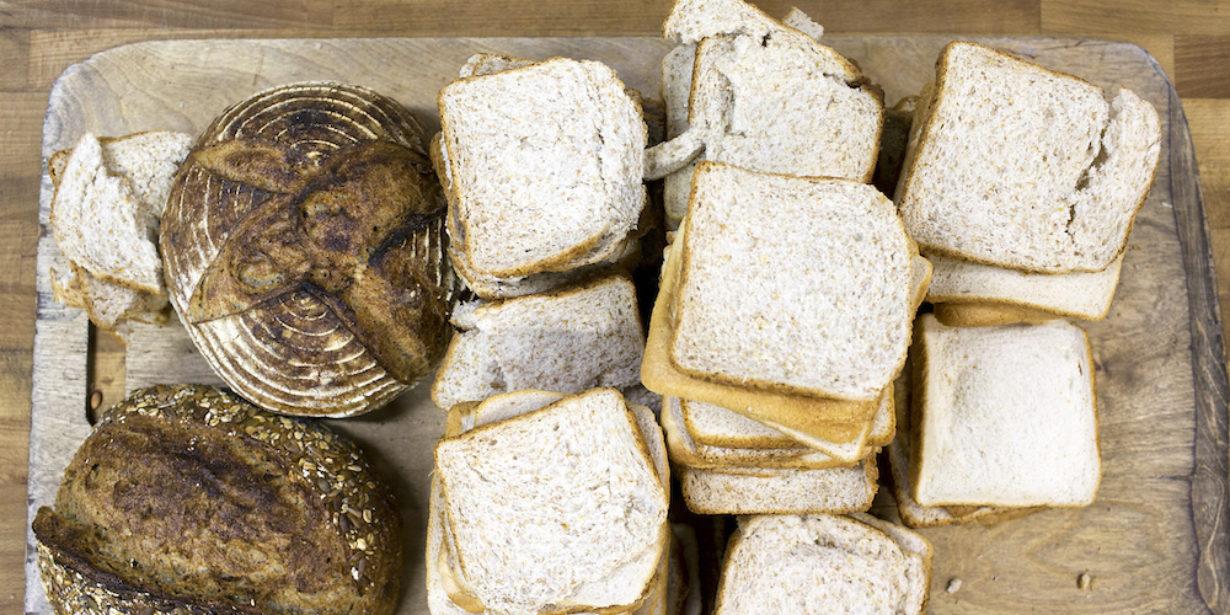 bread waste