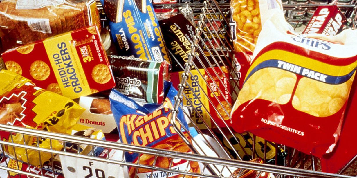 big food packaged goods