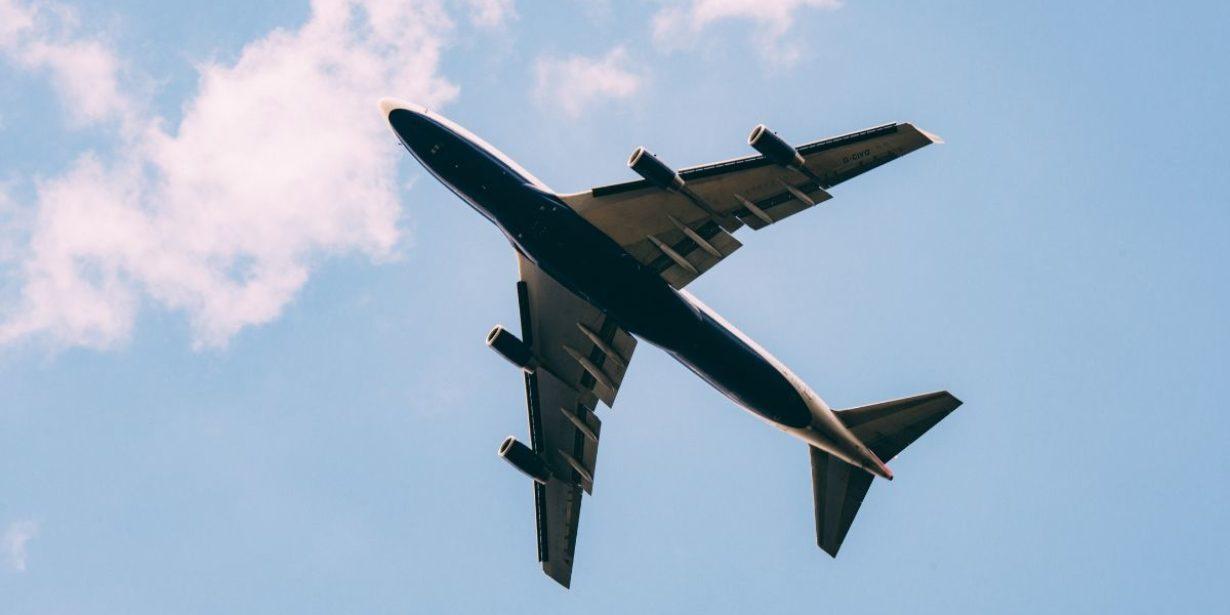 Food miles - air transport