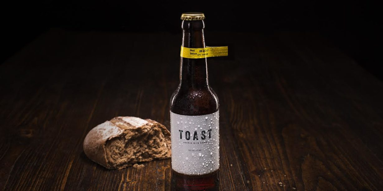 brew your own Toast Ale at home