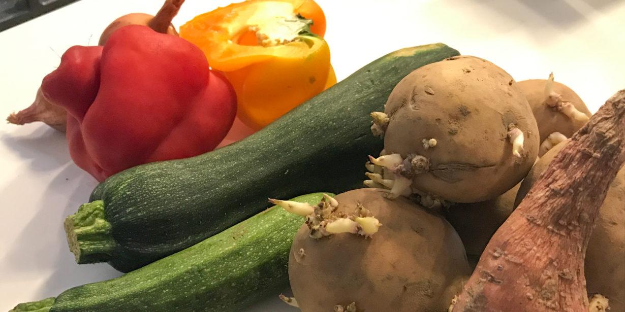 turn forgotten veg into tasty treats