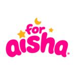 Logo for for aisha