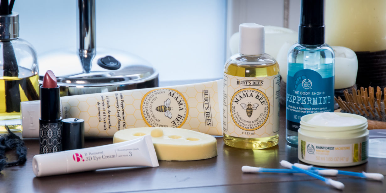 Ethical pregnancy beauty products