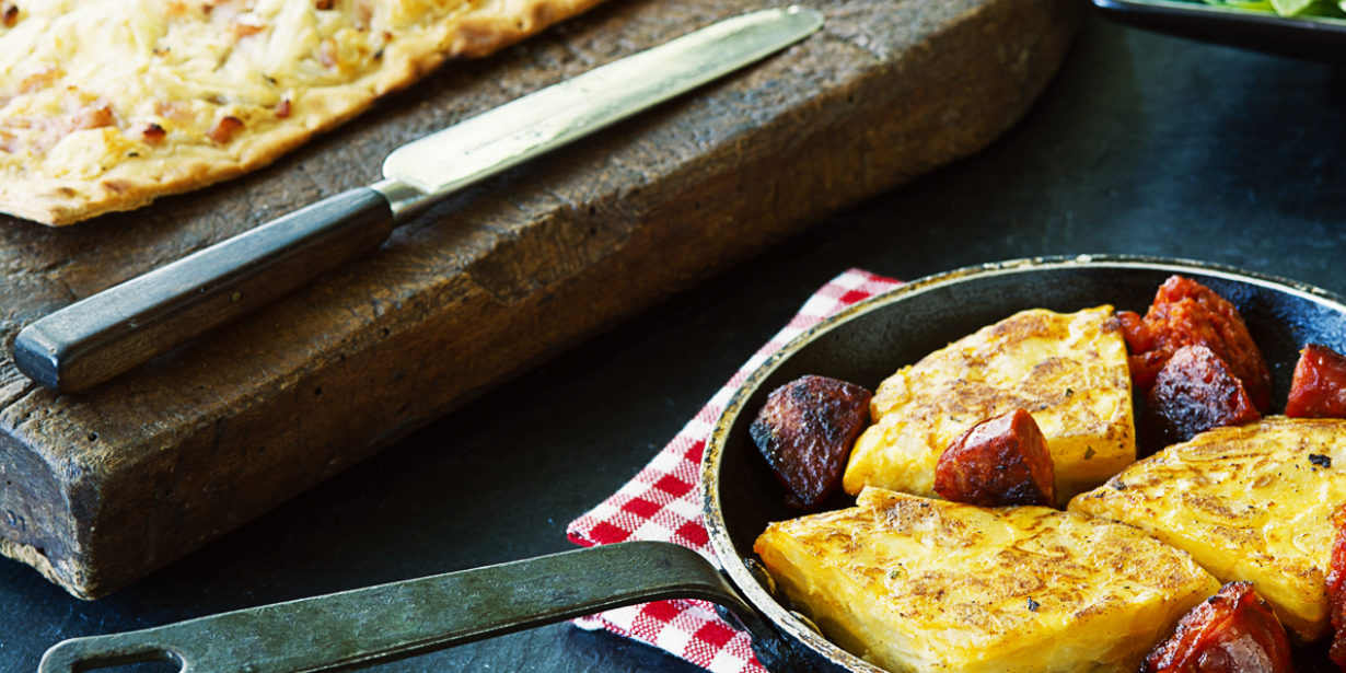 Ethical Spanish Omelette