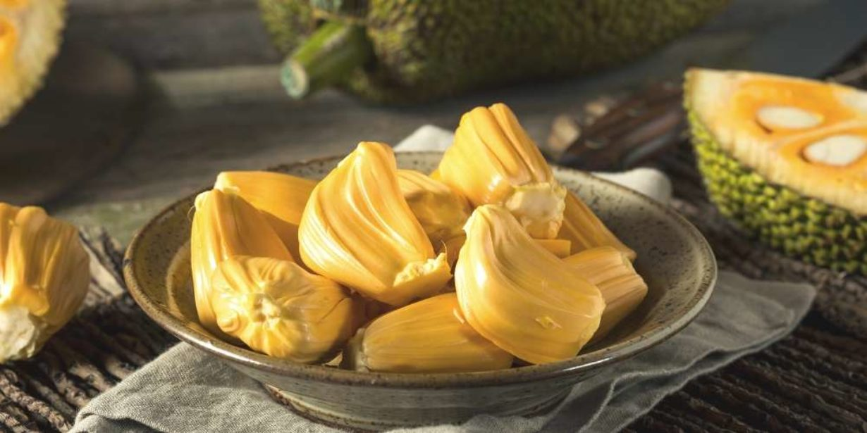 tinned jackfruit - from the jackfruit plant