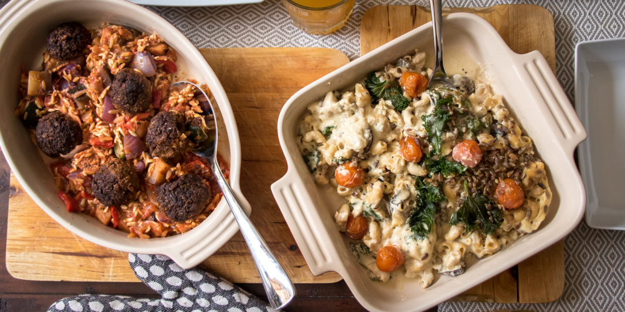 Plant-Based Ready Meals with allplants