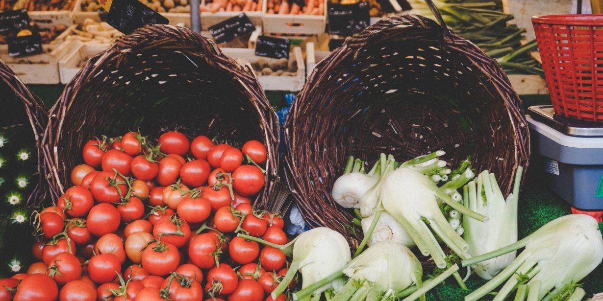 farmers market vs supermarket