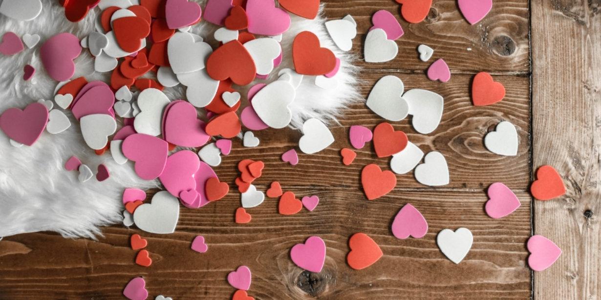 eco-friendly valentines
