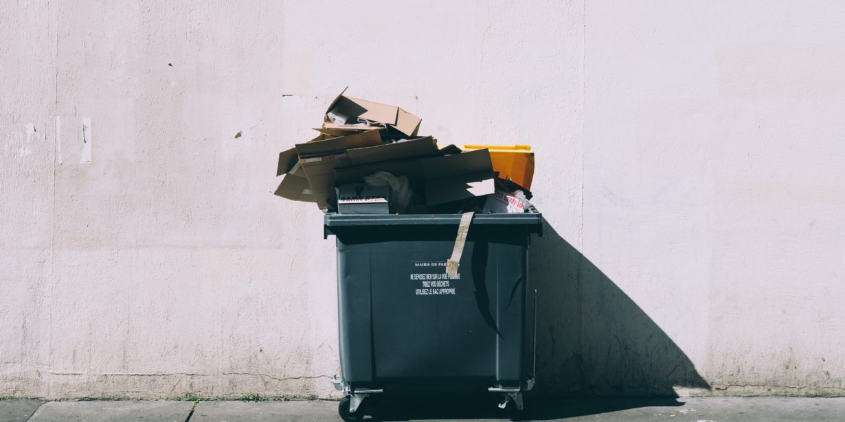Post thumbnail for Zero Waste Week – 5 Ways You Can Reduce Your Waste