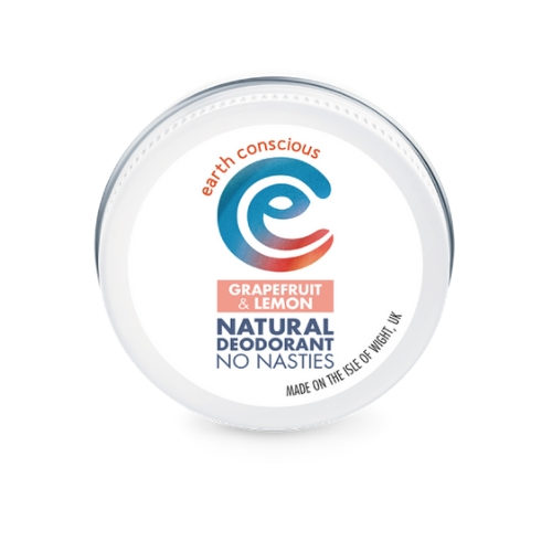 Earth Conscious Deodorant Cream