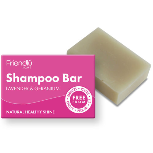 Friendly Soap Natural Shampoo Bar