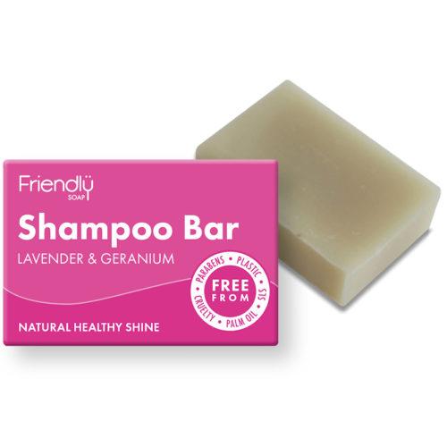 Friendly Soap Natural Shampoo Bar