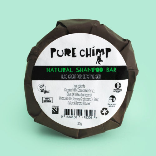 PureChimp Natural Shampoo Bar