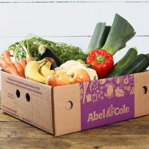 Abel & Cole Fruit & Veg Boxes