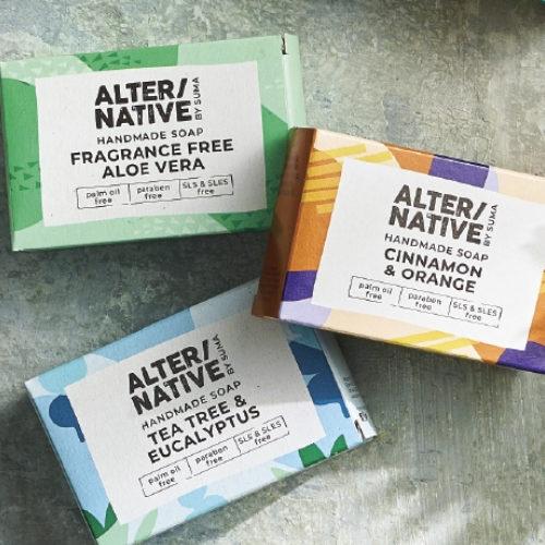 Alter/Native Suma Soap