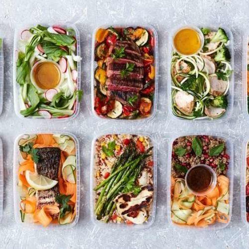 Balance Prepared Meals