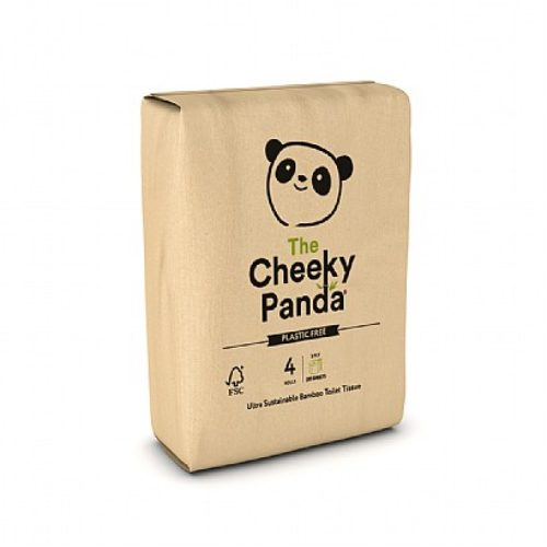 The Cheeky Panda Bamboo Toilet Paper (Plastic Free)