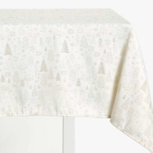 Christmas Tree Tablecloth