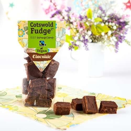 Cotswold Vegan Chocolate Fudge