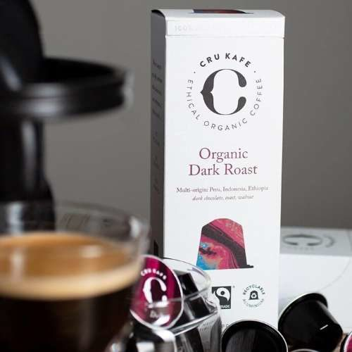Cru Kafe Coffee Pods & Beans