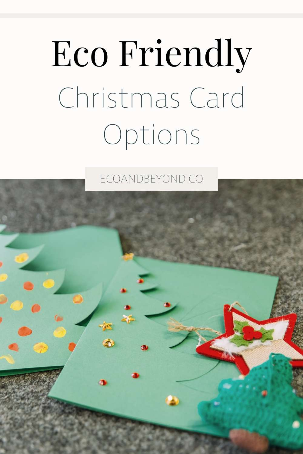 Eco Friendly Christmas Cards The Best Type Of Festive Wishes