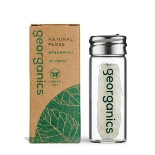 Georganics Natural Silk Dental Floss