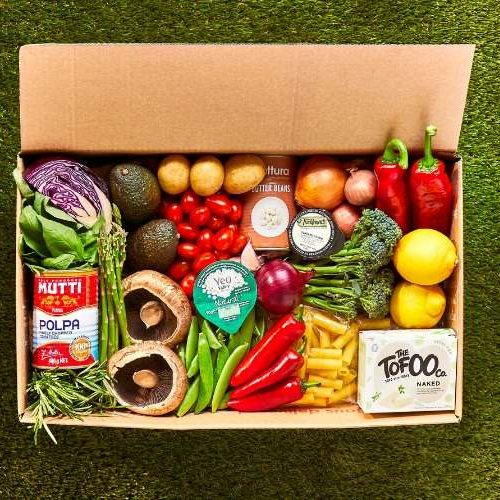 Gousto Recipe Box