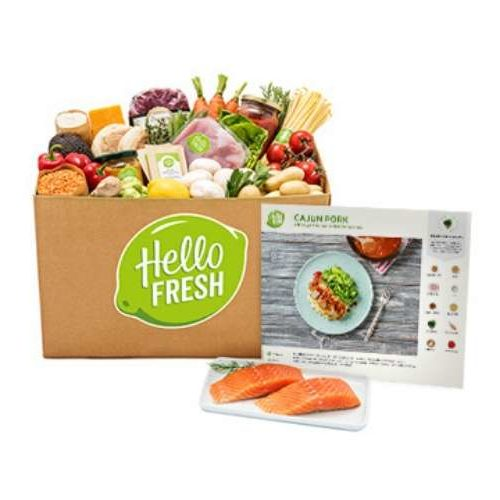 HelloFresh Recipe Box