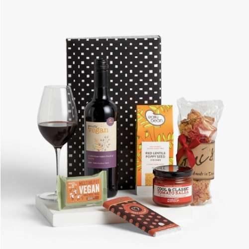 John Lewis Vegan Gift Box