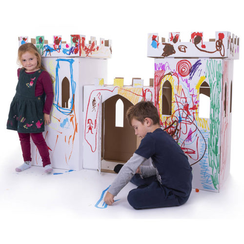 Kid Eco Castle