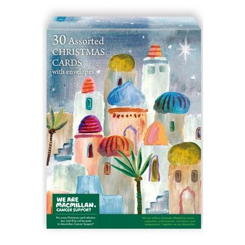 Macmillan Christmas Cards