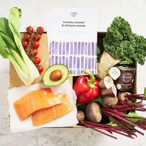 Mindful Chef Recipe Box