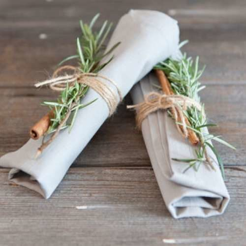 Organic Cotton Napkins