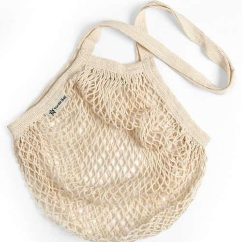 Turtle Bags Organic String Shopping Bag