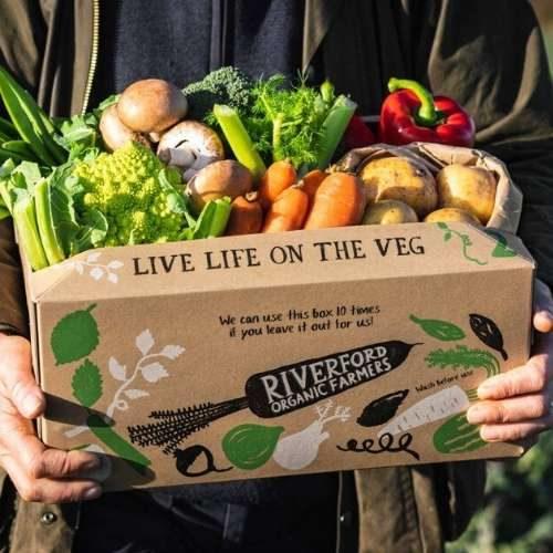 Riverford Organic Fruit & Veg