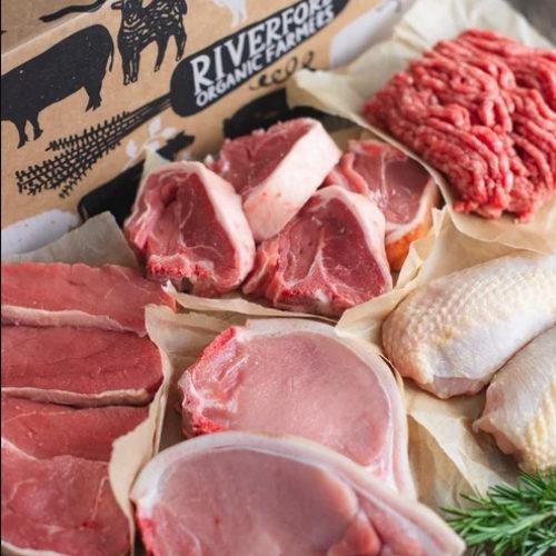 Riverford Organic Meat & Fish