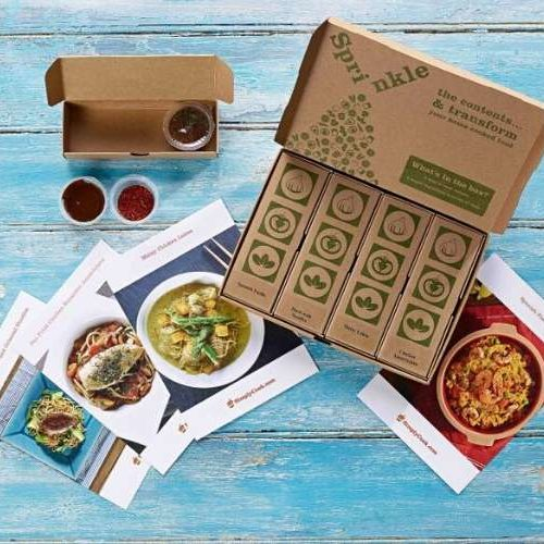 Simply Cook Recipe Kit
