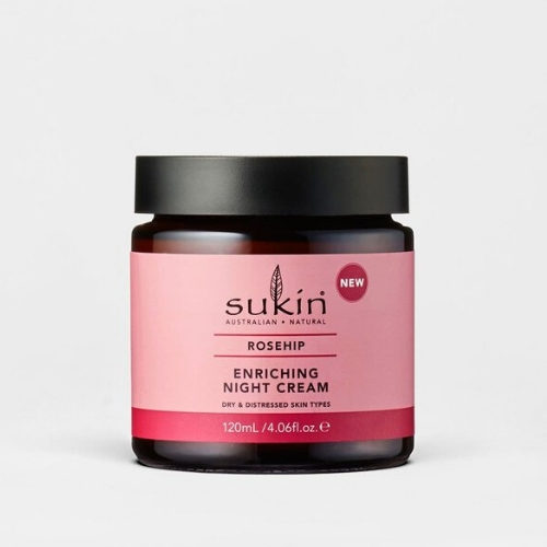 Sukin Rose Hip Enriching Night Cream