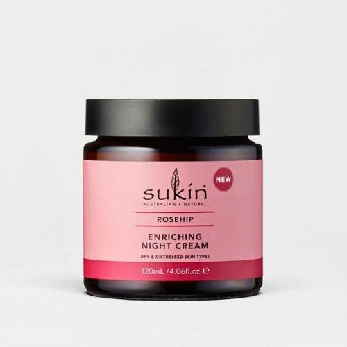 Sukin Rose Hip Enriching Night Cream