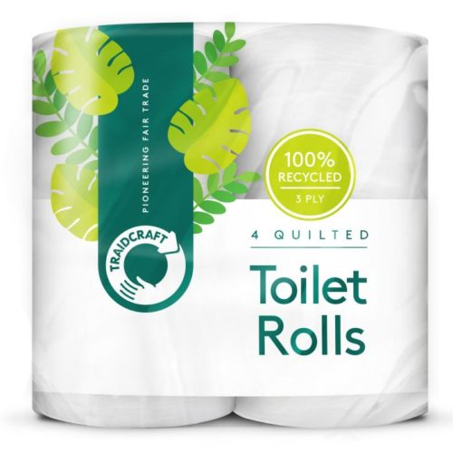 Traidcraft Recycled Toilet Paper