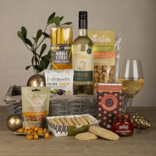 Virginia Hayward Vegan Gift Hamper