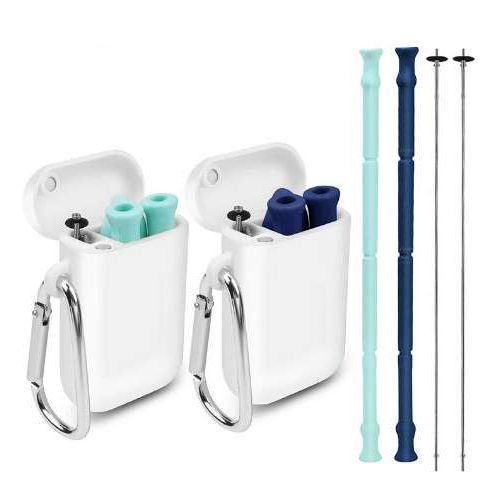 FinalStraw Metal Collapsible Straws