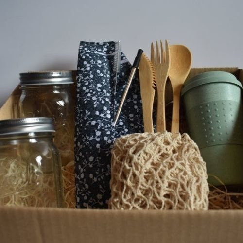 Zero Waste Kitchen Starter Set