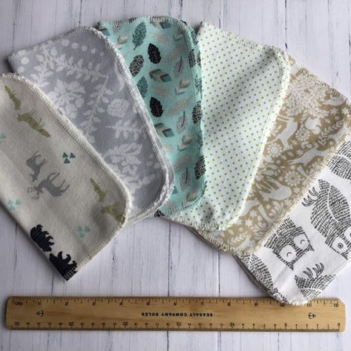 Family Cloth Wipes