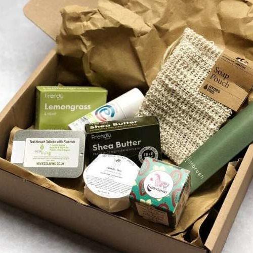 Zero Waste Bathroom Starter Kit