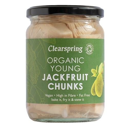 Clearspring Young Jackfruit Chunks