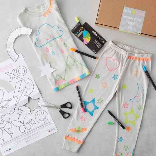 Design Your Own Pyjamas