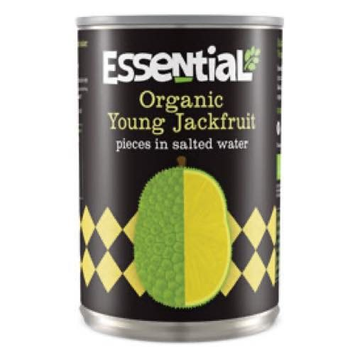 Essential Organic Tinned Jackfruit