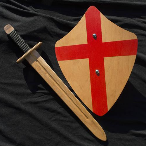 Knights Toy Sword & Shield