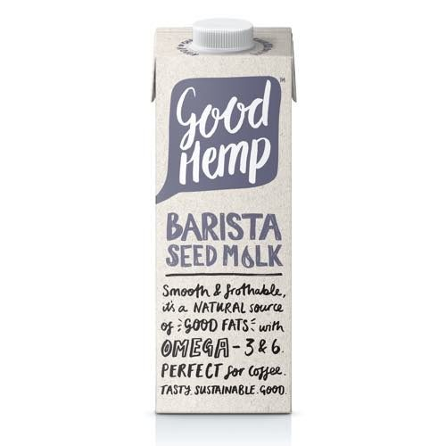 Good Hemp Barista Seed Milk